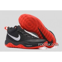 Nike Hyperrev Black/White Red Men's Basketball Shoes Cheap To Buy BrjEw