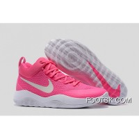 Nike Hyperrev Pink White Men's Basketball Shoes Free Shipping BKw8w7H