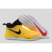 Nike Hyperrev Yellow Black Men's Basketball Shoes Cheap To Buy 5NsNC