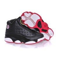 Kids Jordan 13 Playoffs Black Varsity Red Vibrant Yellow White Hot Sale