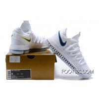 1786# Nike Zoom KD10 EP 10 All White Lastest