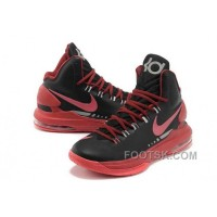 Lastest Nike Zoom KD V Mens Black Red E3Pej8S