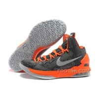 For Sale Nike Zoom KD V Mens Gray Orange SchP25