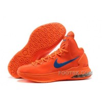 Cheap To Buy Nike Zoom KD V Mens Orange EHJZSj