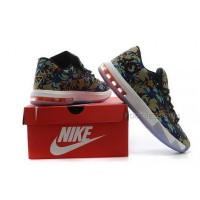 Nike KD 6 FLowers Black Mens Shoes Discount