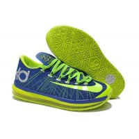 Nike KD 6 Elite Series Blue-Fluorescent Green Discount