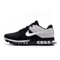 Nike Air Max Black White Train Running Shoes - Release New Style IJCXb