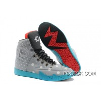 "Nike KD 6 NSW Lifestyle ""Birthday"" Light Grey/Anthracite-White Discount"