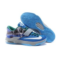 Nike Zoom KD 7 Thunder Blue Discount Online