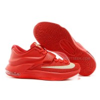 "Nike Kevin Durant KD 7 VII ""Global Game"" Action Red/Metallic Silver For Sale Discount Online"