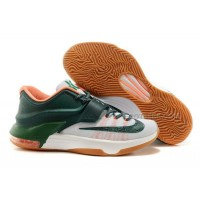 "Girls Nike KD 7(VII) GS ""Easy Money"" Mystic Green/Light Brown In Women Size For Sale Discount Online"