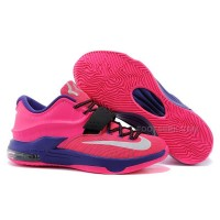 Cheap Nike KD 7 Shoes Hyper Punch/Hyper Grape-Magnet Grey Discount Online