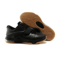 """Cheap Nike KD 7 """"Black Python"""" All Black For Sale Discount Online"""