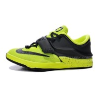 Kids Nike KD 7 (VII) Volt/Black For Sale Cheap Discount Online