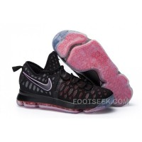 Nike KD 9 Black Red New Release