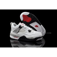 Kids Air Jordan IV Sneakers 207 Discount