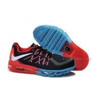 Nike Air Max Kids Shoes Anti Skid Wearable Breathable Sneakers Black Red Sky Blue