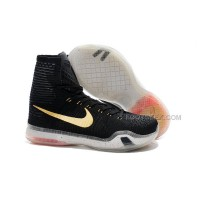 "Hot Sale Nike Kobe 10 Elite ""ROSE GOLD"" Basketball Shoes"