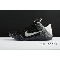 Nike Kobe 11 Black/White 822675-105 Lastest