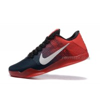 Latest Kobe 11 Low Royal Blue University Red White For Sale