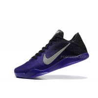 Nike Kobe 11 Full Purple Black Silver 2016 For Sale New