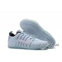 2016 '4KB' Nike Kobe 11 Elite Low Pale Horse Blue Tint/Squadron Blue-Glow Cheap To Buy FKhQwFm