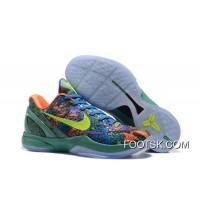 "Nike Zoom Kobe 6 Prelude ""All Star MVP"" Basketball Shoes 2016 On Sale Discount"
