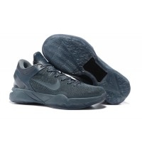 "Super Deals Nike Kobe 7 FTB ""Black Mamba"" Blue Fox/Blue Fox 2016"
