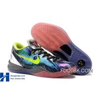"""Reflection"" Nike Kobe 8 Prelude Multi-Color / Volt – Chrome Free Shipping DWbhrX"