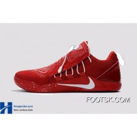 Nike Kobe A.D. NXT University Red/White Men's Basketball Shoes Authentic ErFXdKQ