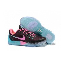 NIKE KOBE VENOMENON 5 South Beach Blue Black Pink Authentic