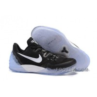 NIKE KOBE VENOMENON 5 Black White Men Lastest