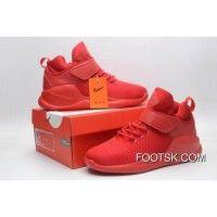 Nike Kwazi All Red Cheap To Buy