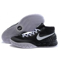 Cheap Nike Kyrie 1 2015 Black White Basketball Shoes Sale 2016