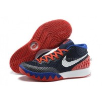 Cheap Nike Kyrie 1 2015 Black White Red Blue Basketball Shoes Sale 2016