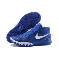 Cheap Nike Kyrie 1 2015 Blue White Basketball Shoes Sale 2016
