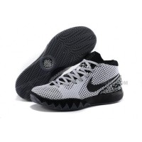 Cheap Nike Kyrie 1 2015 Grey Black Basketball Shoes Sale 2016