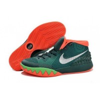 Cheap Nike Kyrie 1 2015 Green White Red Basketball Shoes Sale 2016