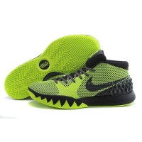 Cheap Nike Kyrie 1 2015 Green Black Basketball Shoes Sale 2016