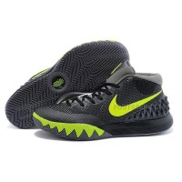 Cheap Nike Kyrie 1 2015 Black Green Basketball Shoes Sale 2016