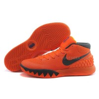 Cheap Nike Kyrie 1 2015 Orange Black Basketball Shoes Sale 2016