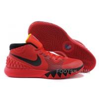 Cheap To Buy Nike Kyrie 1 Grade School Shoes Crimson