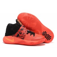 Nike Kyrie 2 II Gym Red/Black-Orange Kyrie Sneakers Sale