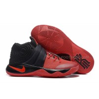Nike Kyrie 2 Black/Gym Red Kyrie Sneakers Sale