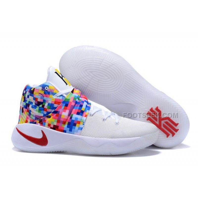 kyrie 2 kids red