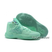 """What The"" Nike Kyrie 2 Green Glow/Green Glow Cheap To Buy RZTeaih"