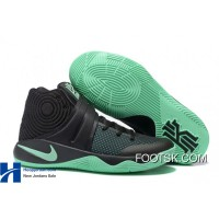 """Kyrie-Oke"" Nike Kyrie 2 Black/Green Glow Cheap To Buy NbQ6PZj"