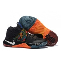 Nike Kyrie 2 Grade School Shoes BHM Free Shipping