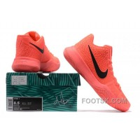 Nike Kyrie 3 Mens BasketBall Shoes All Orange Free Shipping