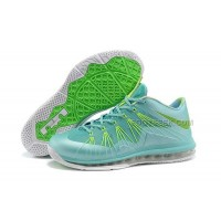 Nike Lebron X Low Shoes Mint Green Discount